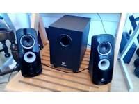 Logitech Home Audio Speaker Set