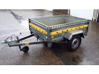 6X4 HEAVY DUTY GALVANISED TIPPING TRAILER
