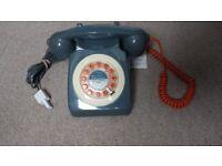Retro 746 GPO 1960s style landline phone