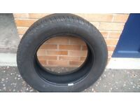 Altima used tyres 215/60 R17