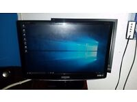 Samsung SyncMaster 2233 LCD nvidia gaming display 3D Ready 22 inch widescreen with dvi cable for PC