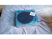 Proelectrix 3 speed record player/converter to DVD!