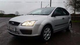 *!*BARGAIN*!* 2006 Ford Focus 1.4 Zetec LX **FULL YEARS MOT** **ONE LADY OWNER FROM 2012**