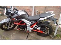 Lexmoto Venom SE 66 plate for sale