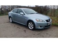 2007 Lexus IS220 Turbo Diesel, 12 Months Mot, Serviced, Warranty
