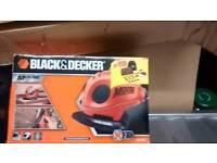 Black and Decker Mouse Sander and Polisher KA161BC- unused present
