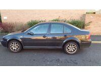 VW bora HIGHLINE spares or repairs