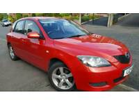 MAZDA 3** LOW MILEAGE**MOT'D UNTIL JAN '18**ONLY 2 OWNERS, GREAT CONDITION
