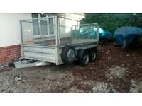 Indespension plant trailer