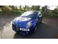 Alfa Romeo mito cloverleaf 1.4 tb 170bhp warranty (not Fiesta St Corsa vxr abarth Punto 500) swap