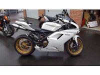 Ducati 1198 not 1098 848