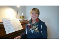 Piano lessons - all ages and stages - £15 for a half-hour lesson