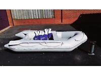 Mercury Quicksilver 300 - Inflaitable Boat - Rib