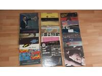 """Mixture of Vinyls 7"""" and 12"""" Offer a price for any you are interested in"""