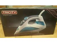 Iron, tricity iron