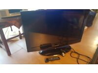 "Samsung 32"" inch HD LCD TV model no: LE32B450C4W - used but in great condition"