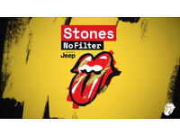 2 x Rolling Stones Front Pit Tickets,Coventry 2nd June 2018 *the best tickets you can get*