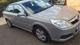 2008 Vauxhall Vectra 1.8 petrol, MOT 2019, *Full serv history* FAULT (ford, audi, renault, citroen)