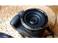 Fujifilm Finepix S3280 + bag + SD 2GB