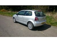 volkswagen polo 2006 1.9tdi /cheap to drive with long mot