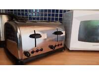 4 bread toaster- only £5!!!!