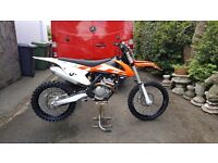 2016 ktm 250f may px for 350