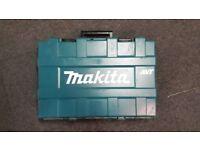 Makita tools box