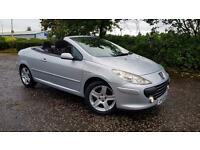 PEUGEOT 307 2.0 S 2dr 1 Yr's Mot & Serviced + Warranted A Nice Looking Car (silver) 2006