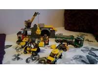 Lego city mine set