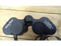 Boots Pacer10x50mm binoculars with carry case