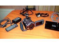 Sony Digital video and still handy cam DCR SR52 HDD 30GB MEMORY