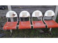 Retro seats