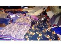 Bulk sale of clothing