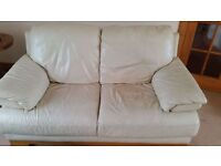 ANSTRUTHER - 2 double seater sofas and 1 armchair