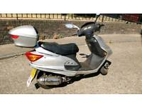 Baotian 125cv 4 stroke delivery moped. Great runner. Long mot