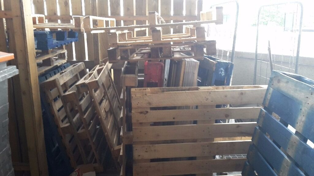 PALLETS FREE TO A GOOD HOME  if its firewood or furniture come and take away. PALLETS FREE TO A GOOD HOME  if its firewood or furniture come and