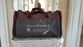 QE2/concorde holdall