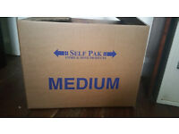 Quality Removal Boxes for Moving & Storage