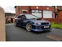 Subaru Impreza 1999 UK turbo 2000