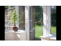 UPVC double glazed doors supply