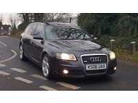 AUDI A6 ESTATE AUTOMATIC LPG!!! S LINE !!! VERY GOOD CONDITION !!! EXCELLENT RUNNER!!!!