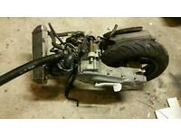 Yamaha jog aerox 50cc engine