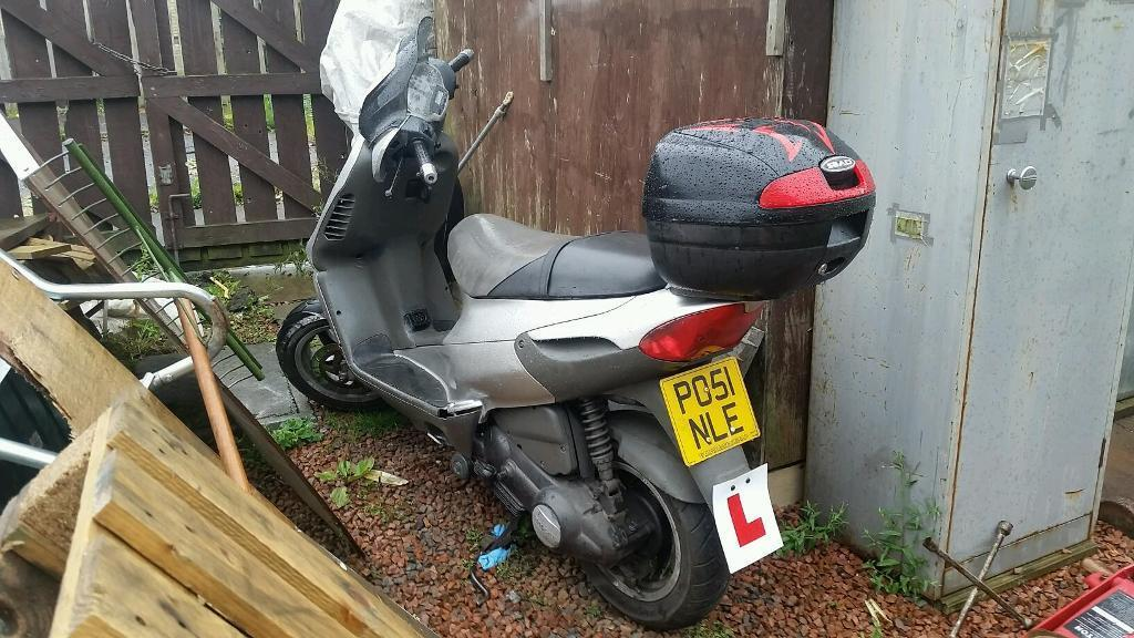 piaggio 125cc scooter for sale or swap | in paisley, renfrewshire