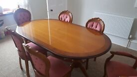 dining table for sale reluctant sale