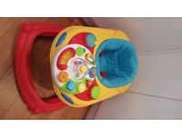 Play and go 2in1 baby walker - VGC