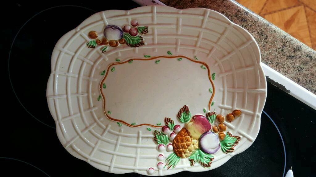 Ornamental Serving plate