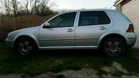 Mk4 golf gt tdi 130. Breaking
