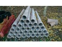 **All Proceeds to Charity** Hepworth SuperSleve Drainage Pipe, Bends, Connectors and Manhole Risers