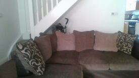 corner sofa good condition