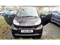 2010 Smart FORTWO 0.8 CDI 54 PASSION COUPE 2 DOORS